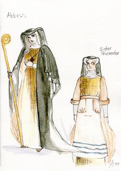 Abbess