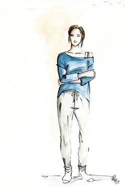 Kyra color sketch001
