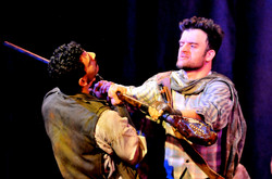 Christopher-Rivas-and-Kevin-Weisman-in-Padua-Playwrights-VILLON-at-the-Odyssey-Theatre.