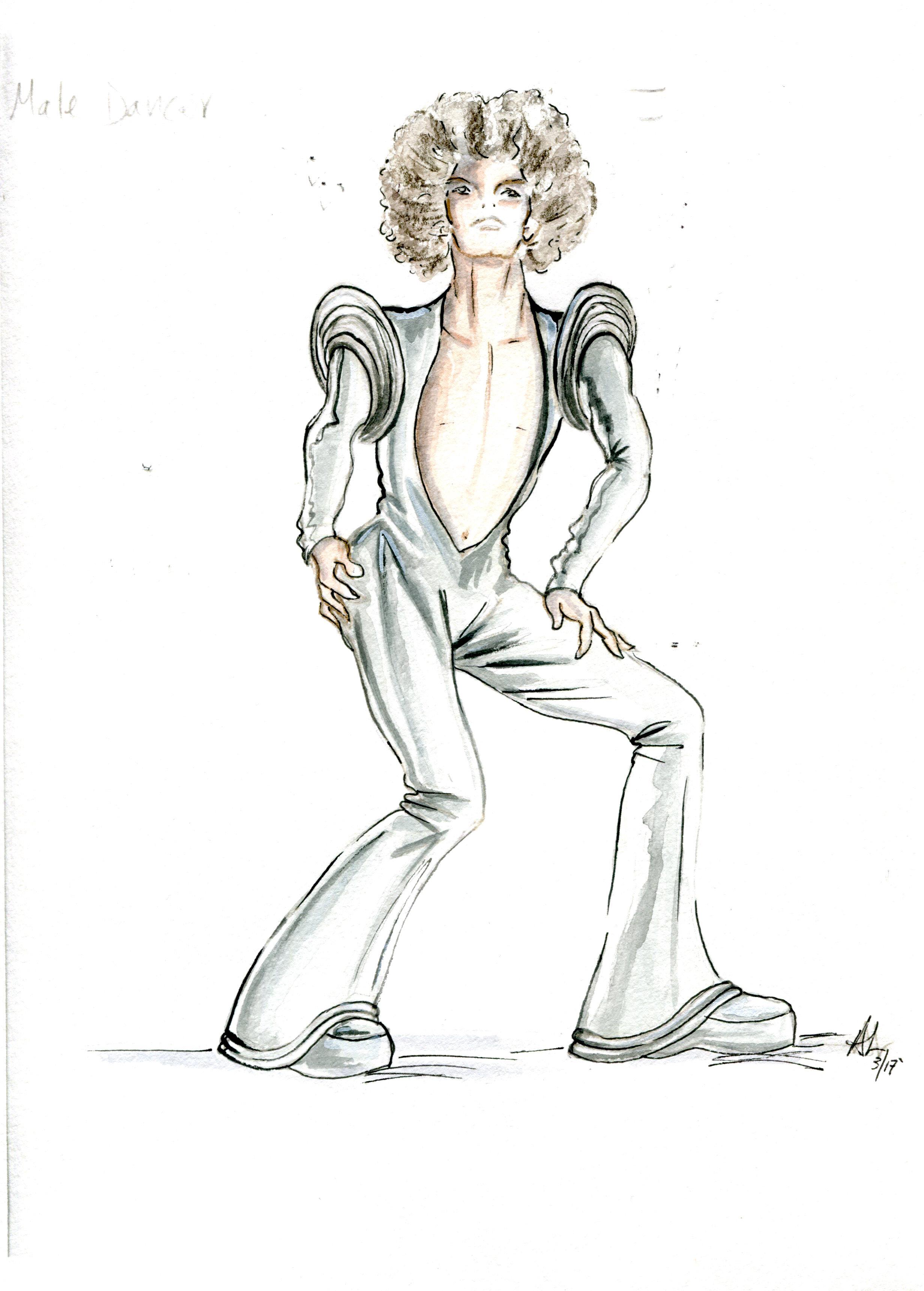 Male Dancer