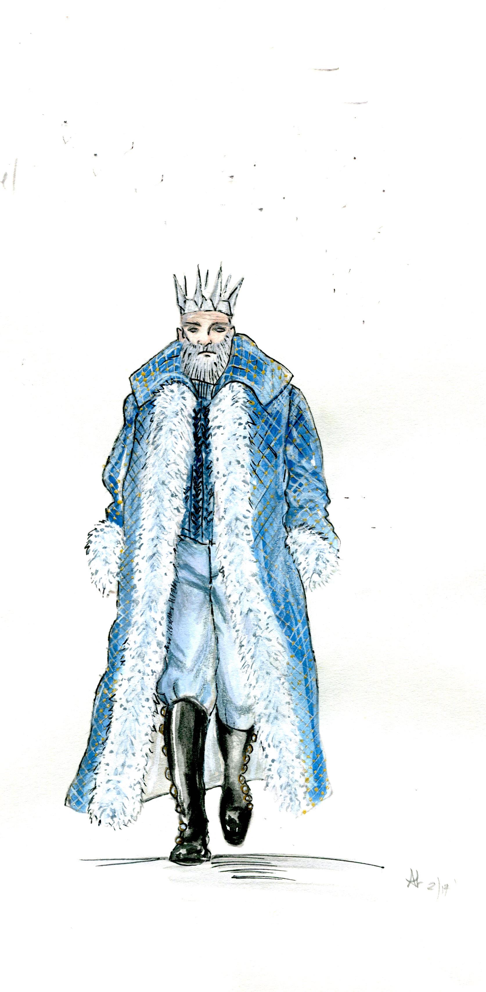 King Arkel color001
