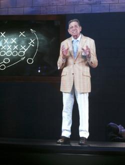 hologram Joe Namath