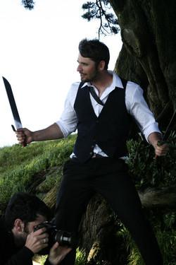 Donny+with+machete