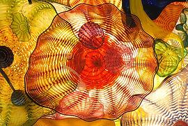 Pittura tradizionale Stained Glass per p
