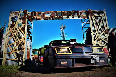 Mad Max at the Road to Ruin Festival