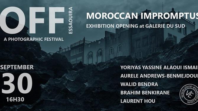 Exposé au Off des Nuits photographiques d'Essaouira
