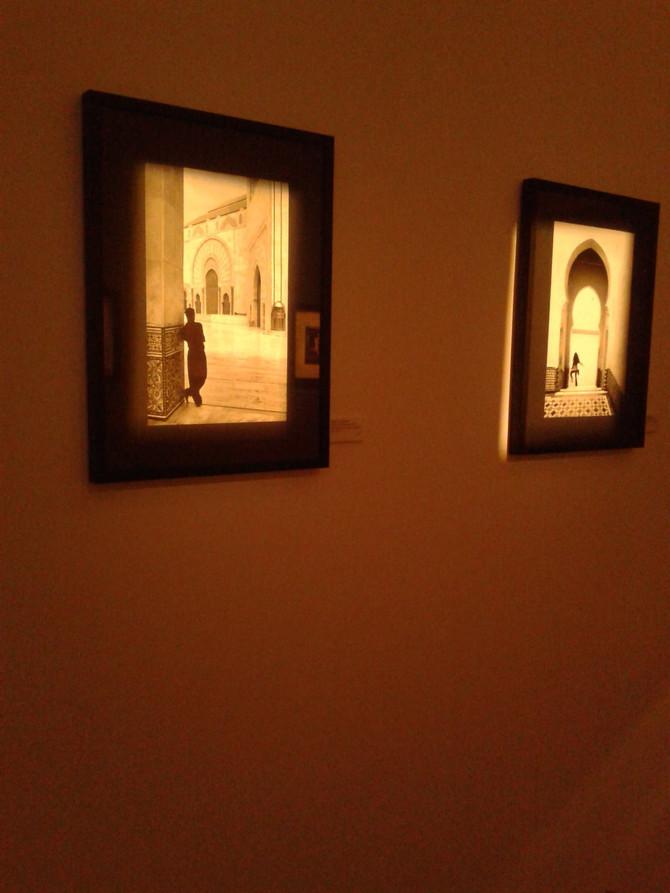Exposé à la galerie Dar El Kitab de Casablanca