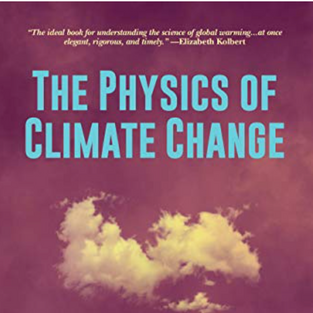 The Physics of Climate Change by Lawrence M. Krauss