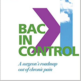 Back In Control by Dr. David Hanscom