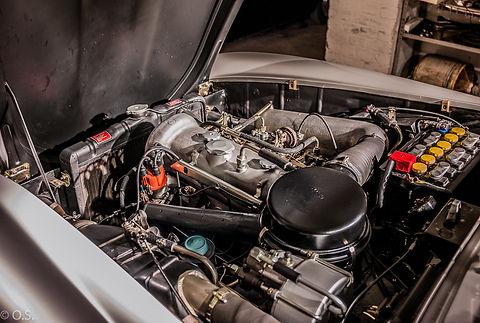 Motor 190SL 1955