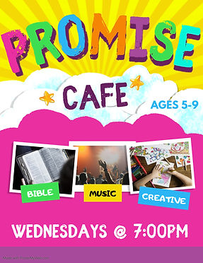 3 Promise cafe class room - Made with Po