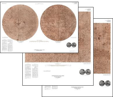 Mars -3 Map Set