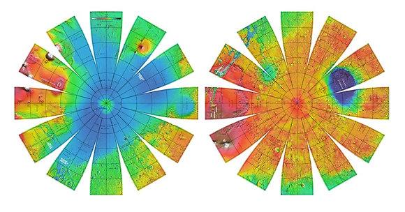 Mars Surveyor Globe Download
