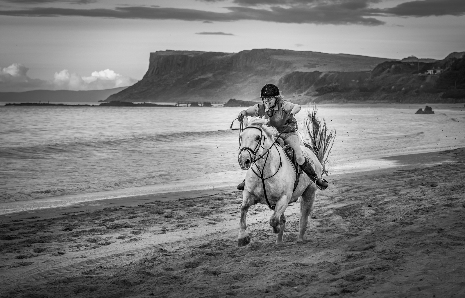 MONO - At A Gallop by Michael Mulholland ( 14 marks) - Starred