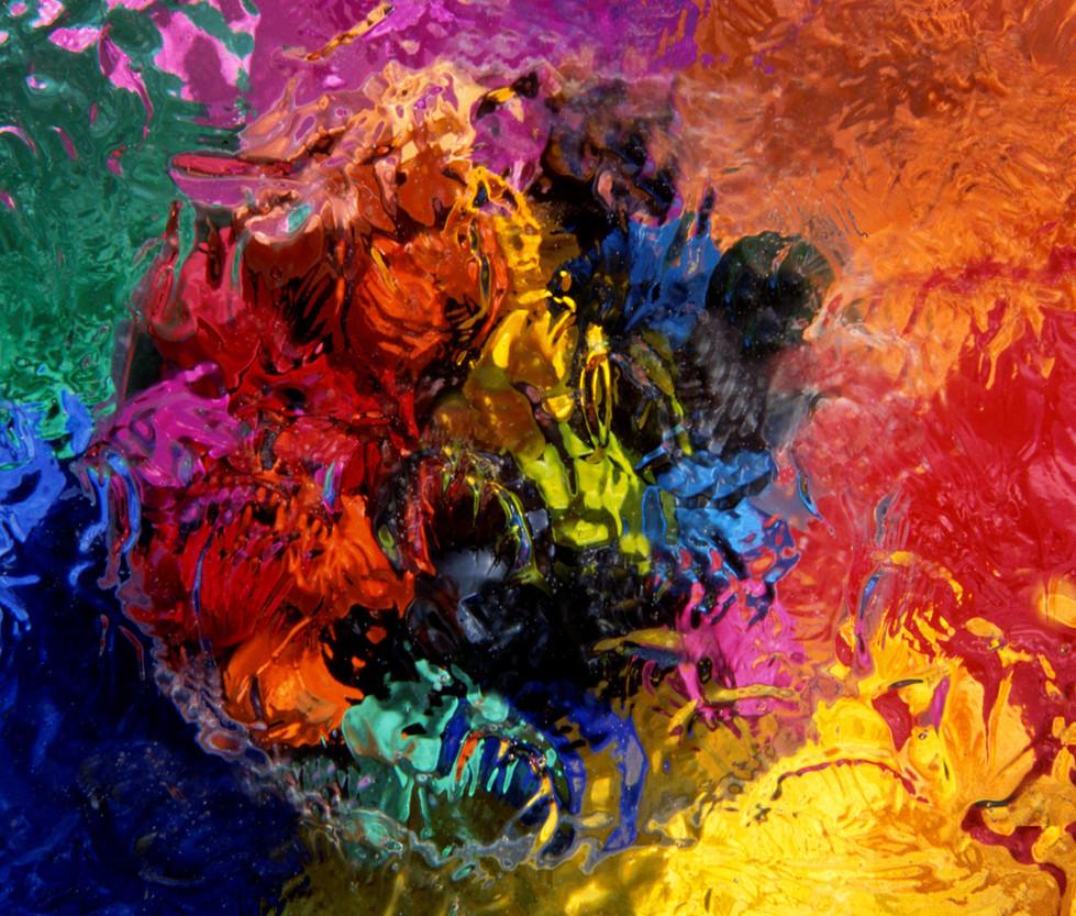 'Chaos' by Helen Honeyman (9 marks)