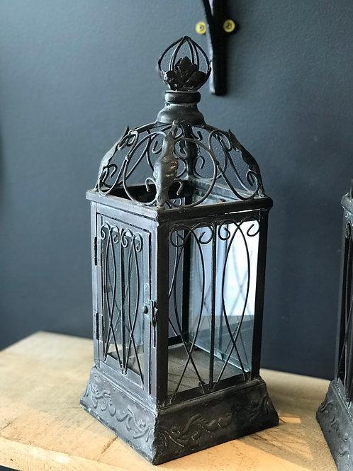 Ornate Metal Lantern