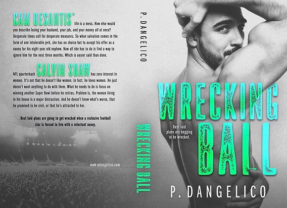 Wrecking Ball  Paperback