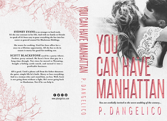 You Can Have Manhattan Paperback