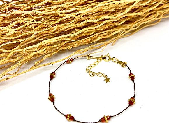 Bracelet Diwali Ambre