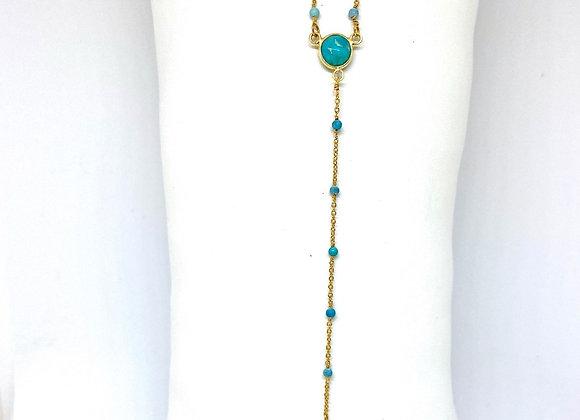 Chapelet Turquoise