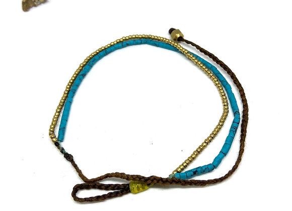 Bracelet de cheville Bambou