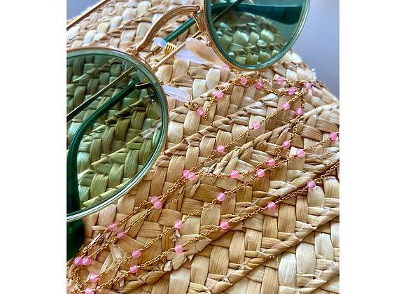 Chaîne de lunettes Pink