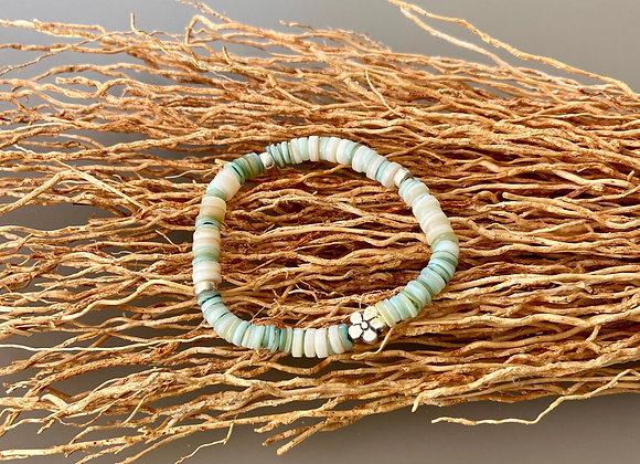 Bracelet surfeuse Turquoise