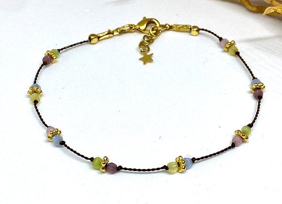 Bracelet Diwali Tourmalines