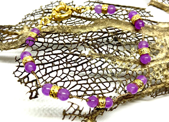 Bracelet le Lavandin