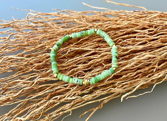 Bracelet surfeuse Jade