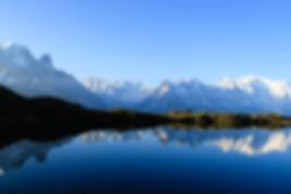 lac chamonix