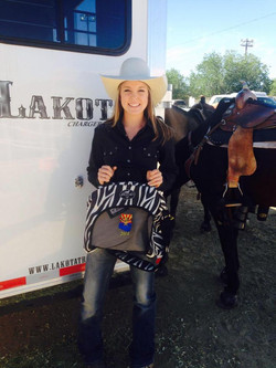 Katy Gapen Breakaway average for AJRA