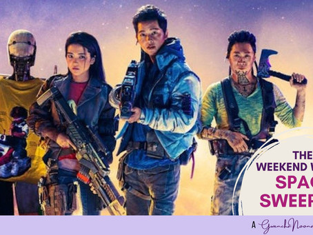 """The Weekend Watch: """"Space Sweepers"""""""
