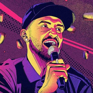 Stand Up Comedy com Thiago Ventura: POKAS