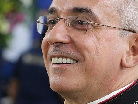 Morre Dom Henrique Soares, bispo de Palmares, vítima da covid-19