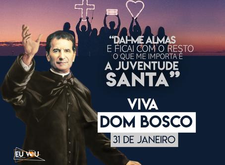 Dia São João Bosco