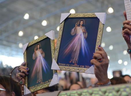 Encontro da Divina Misericórdia começa nesta sexta-feira (27/09) na Canção Nova