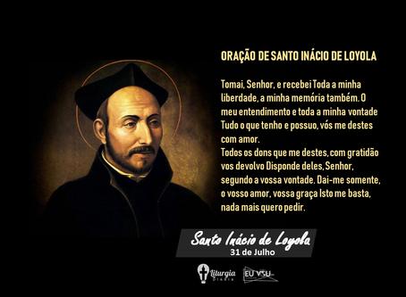 Quem é Santo Inácio de Loyola?