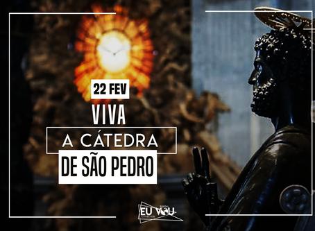 Dia Cátedra de São Pedro
