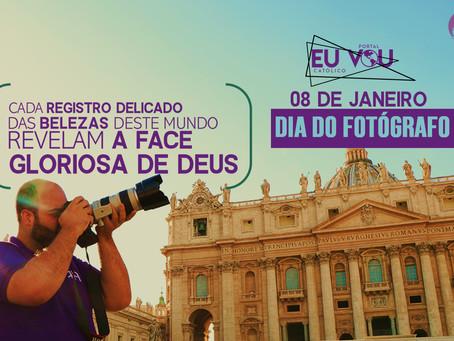 Dia do Fotógrafo ou Dia Nacional da Fotografia