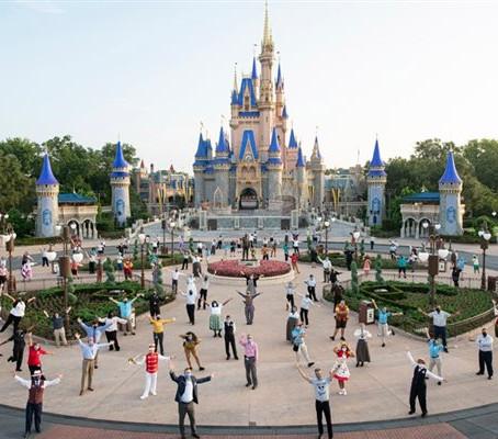 Como está a reabertura da Disney World, em Orlando?
