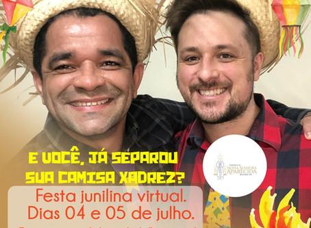 Paróquia Nossa Senhora Aparecida de Moema - São Paulo - Festa Junilina Virtual -2020
