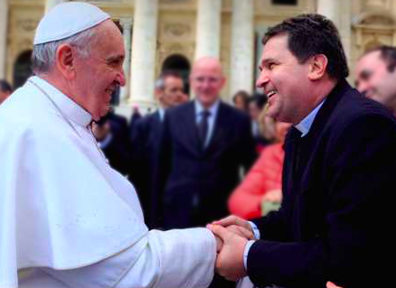 Papa Francisco nomeia Bispo Auxiliar para a Arquidiocese de São Paulo