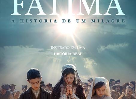 """""""FÁTIMA – A HISTÓRIA DE UM MILAGRE"""" É UMA SUPERPRODUÇÃO SOBRE O PODER DA FÉ"""