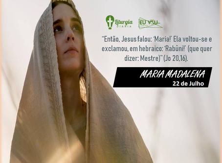 Quem é Santa Maria Madalena?