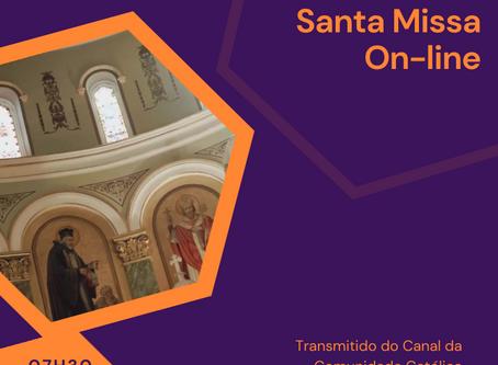 Santa Missa 12hs