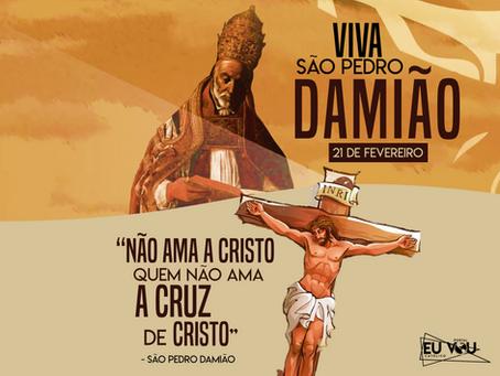 Dia São Pedro Damião
