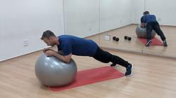 אימון כוח לכל הגוף / ציוד: פיטבול