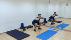 אימון כוח לכל הגוף / ללא ציוד