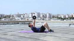 W אימון כוח לכל הגוף / ציוד: מוט